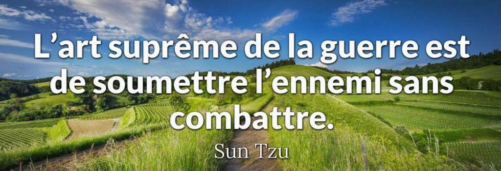 Livre Sun Tzu l'art de la guerre