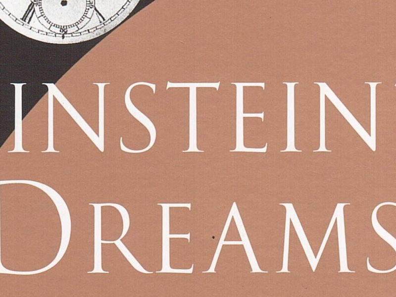 Cover Einstein's Dreams