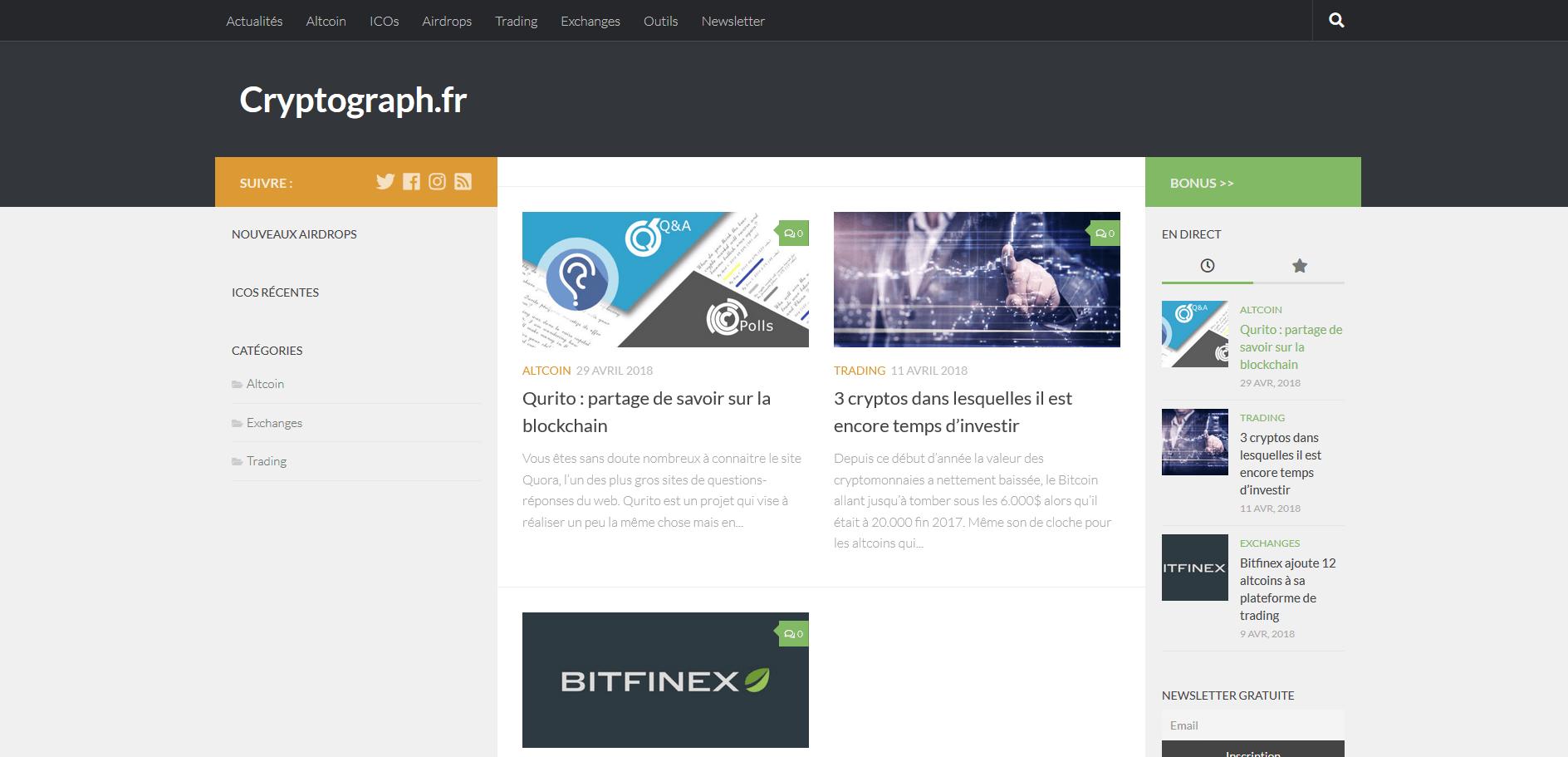Cryptograph.fr