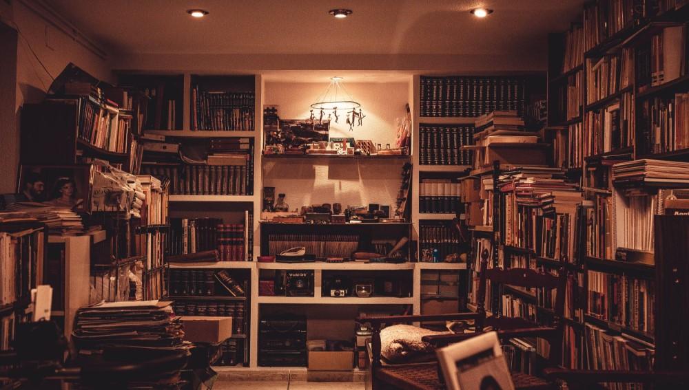 Livres à la maison