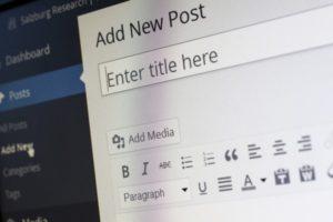 Mes débuts en blogging