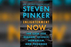 Livre Enlightenment Now