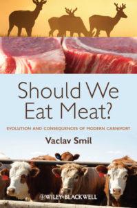 Livre Should we eat Meat