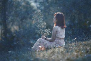 Image - Printemps Femme
