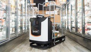 BrainCorp et son IA débarque dans les supermarchés