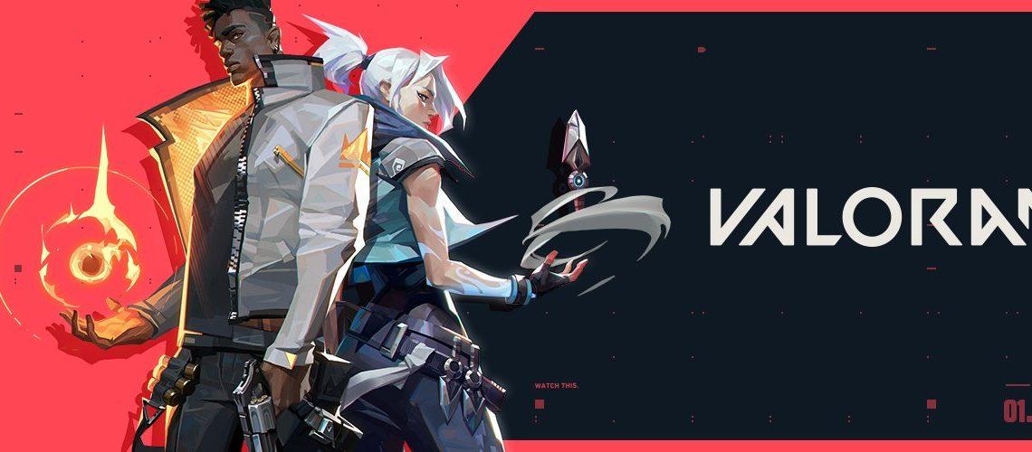 Jeu Valorant de Riot Games