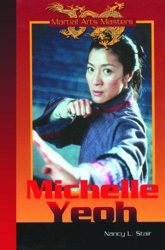 Couverture de la biographie Michelle Yeoh