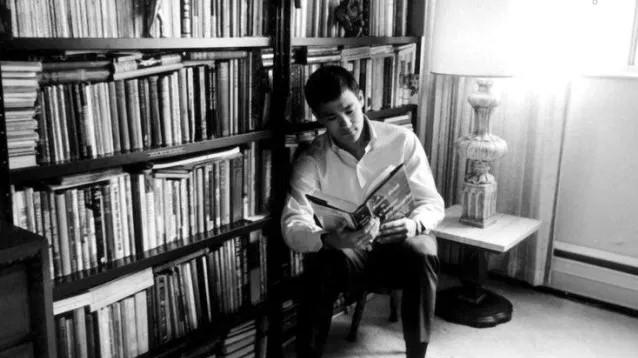 La bibliothèque de Bruce Lee