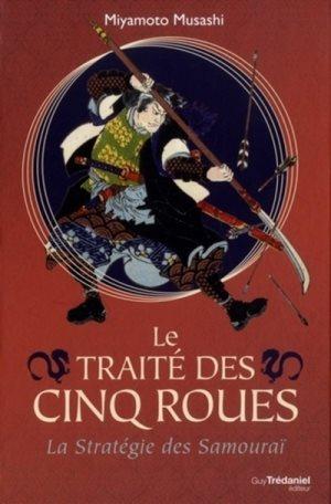 Couverture du livre le traité des 5 routes de Miyamoto Musashi