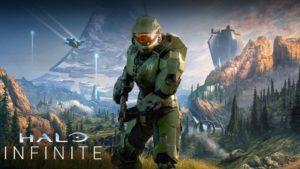 Jeu Xbox Halo Infinite